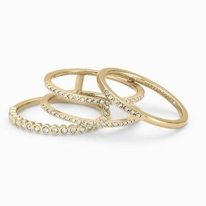 Stella & Dot Imperial Gold Stacking Ring